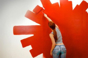 Покраска стін
