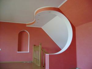 Гіпсокартонна арка