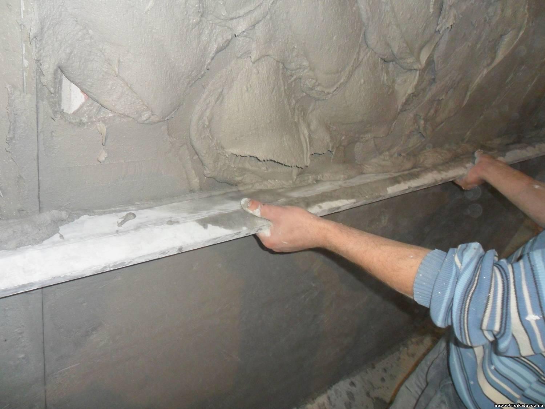 Как своими руками сделать мокрый фасад 954