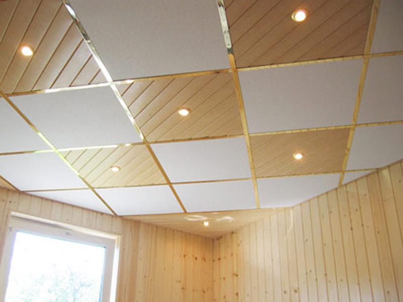 армстронговый потолок