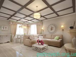 Дизайн проект комнаты