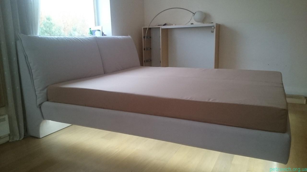 Изготовление кровати подсветкой