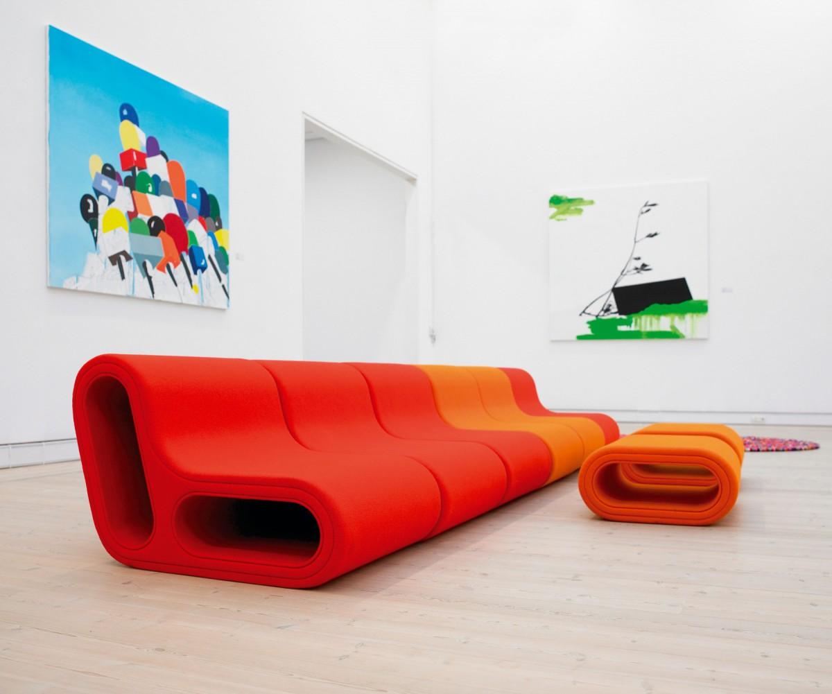 мебель поп арт