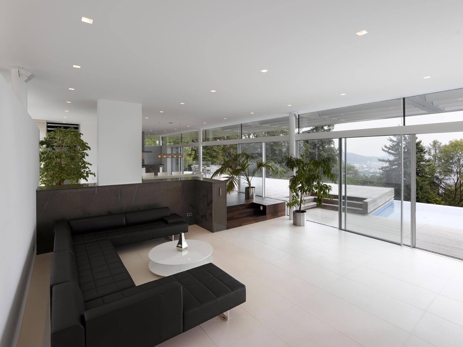 Мебель в интерьере минимализма