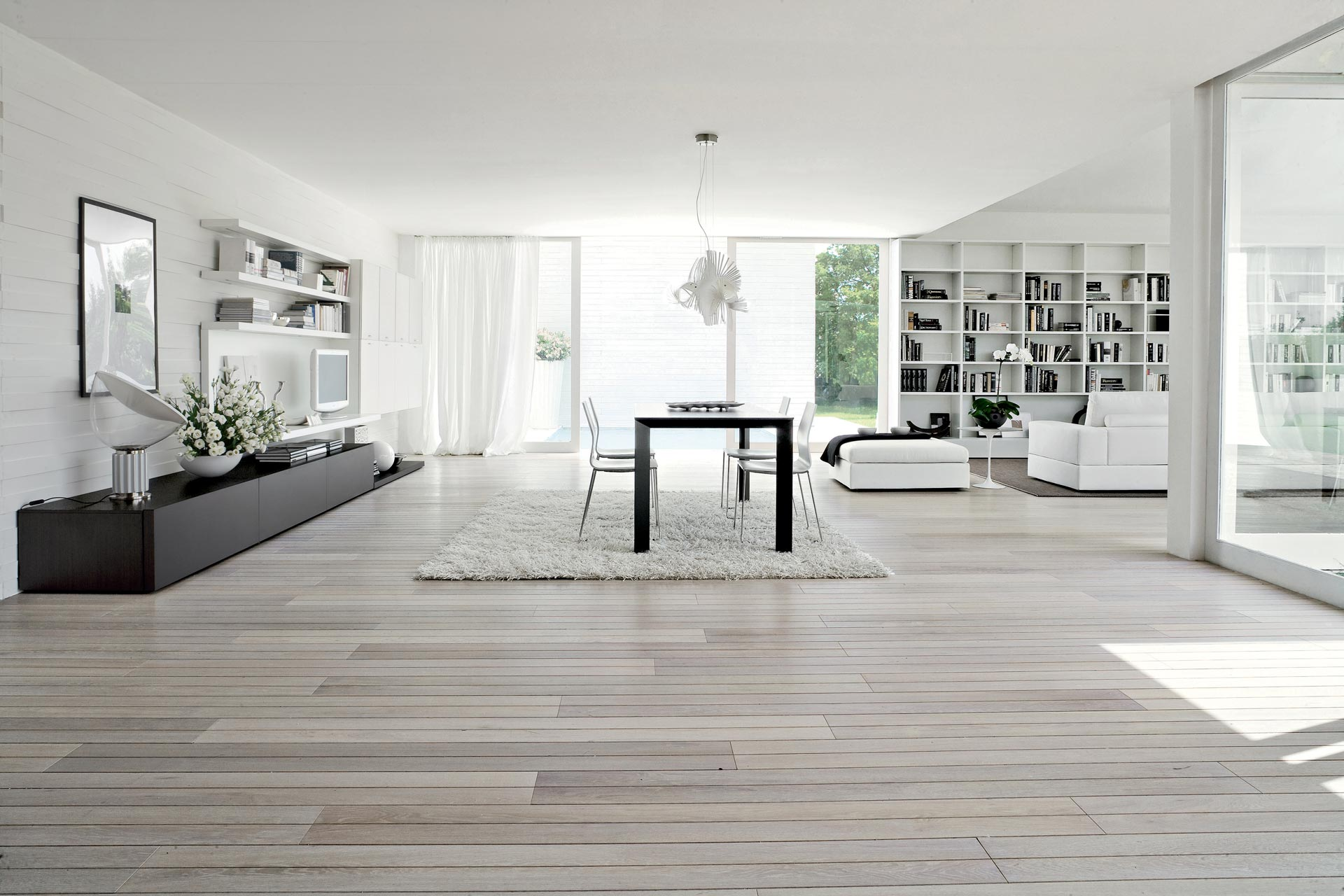 Мебель в стиле минимализма
