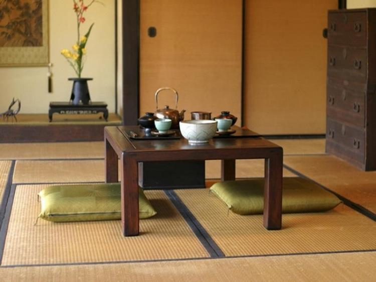 Журнальные столики своими руками в японском стиле