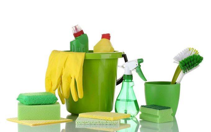 Как очистить стены и потолок от копоти