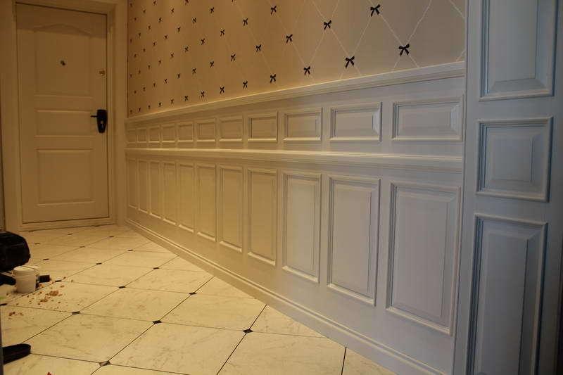"Стеновые панели из дерева ""Буазери"""